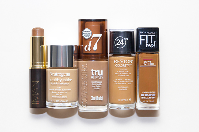 the best drugstore foundation for black skin 2 k is for kinky